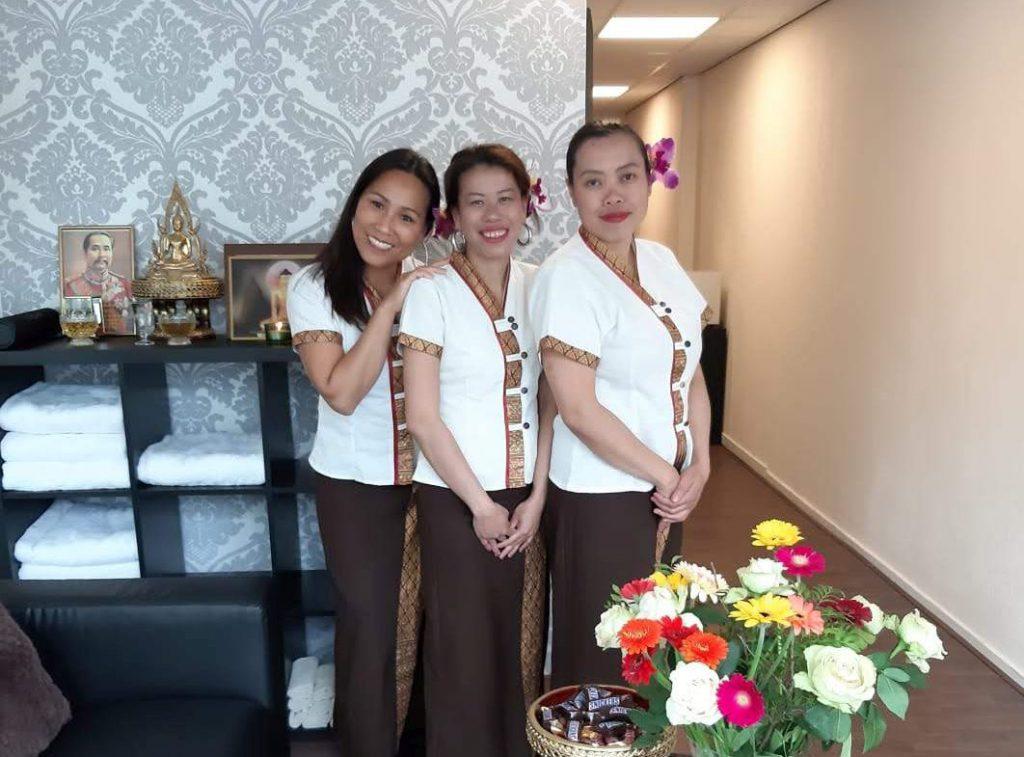 Het team van Salon Siam heet u van harte welkom